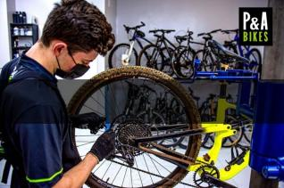 P&A Bikes - Manutenção de Bicicletas em Toledo