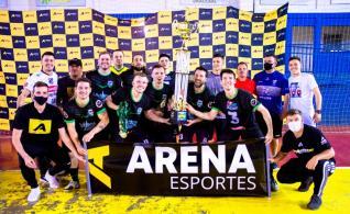 ARENA ESPORTES / MUNDIAL AUTO CENTER - Copa Metropolitana de Futsal