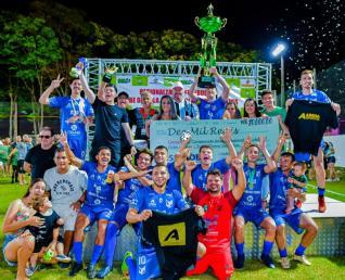 REGIONAL CLUBE DA BOLA – TROFÉU CLARINO GONÇALVES - JP Team / Arena Esportes é campeão