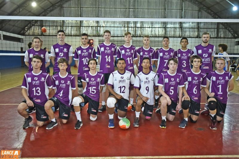Voleibol é um dos destaques esportivos em Toledo