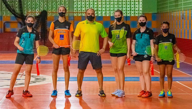 Ação Social/AABT iniciou os treinos da Pré-temporada 2021