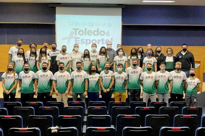 Prefeitura de Toledo reabre edital para programa Atleta na Universidade