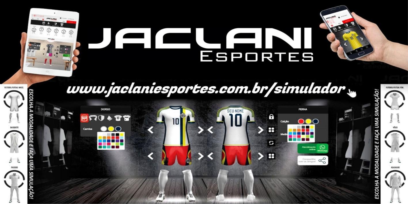 Propaganda Jaclani Esportes